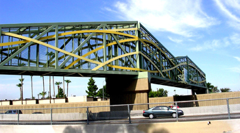 Maryland Avenue Bicycle Bridge, Phoenix, Arizona