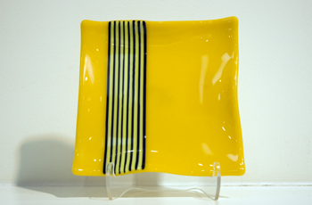 untitled glass plate