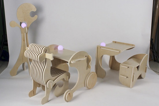 Children's Furniture Series