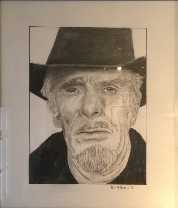 Portrait of Merle Haggard