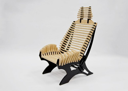 Cathedra Lounge Chair