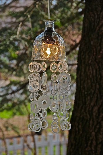 Patron windchime light