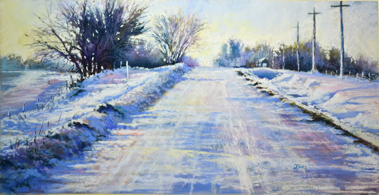 Country Road, Winter