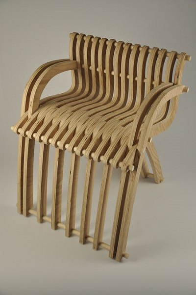 Plywood Chair #2