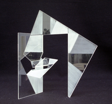 Plexiglass Sculpture