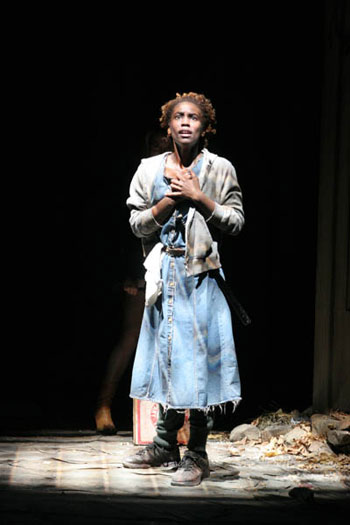 By Suzan Lori Parks, Directed by Tisch Jones,