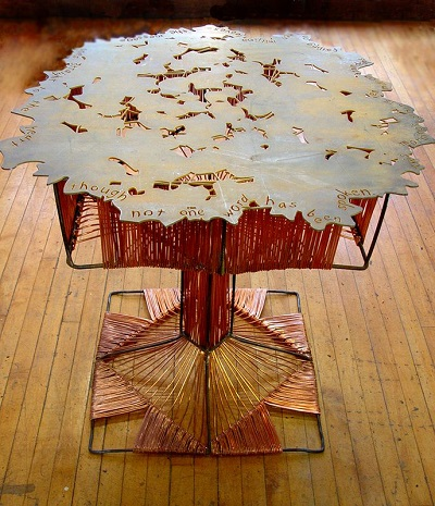 Tree Tea Table